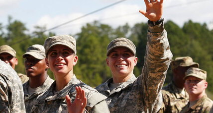Graduation day: Army's first female Rangers earn their tabs