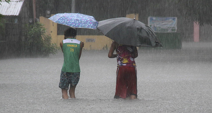 Typhoon leaves 15 dead, 12 miners missing in Philippines