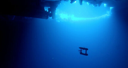 Why are thousands of robots roaming oceans?