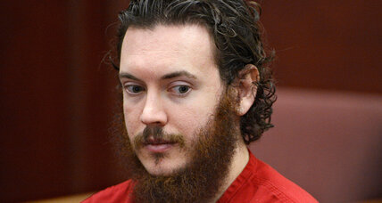 James Holmes could face more than 3,300 years for Aurora theater shooting