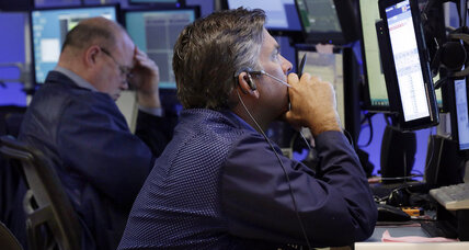 What not to do when the stock market tanks (+video)