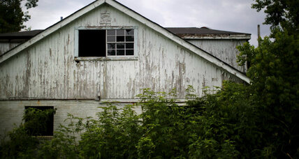Ten years after Katrina, blight remains amid recovery in New Orleans