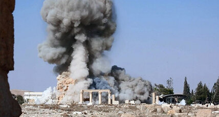ISIS destroys 2,000-year-old temple in Syria