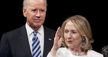 Biden or Clinton: Where's a president to place his loyalties?