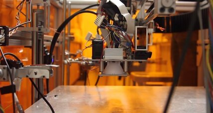 One step closer to Star Trek: New 3-D printer builds with 10 materials at once