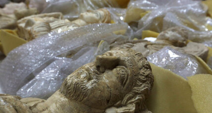 What Syrian antiquities reveal about Islamic State's billion-dollar economy
