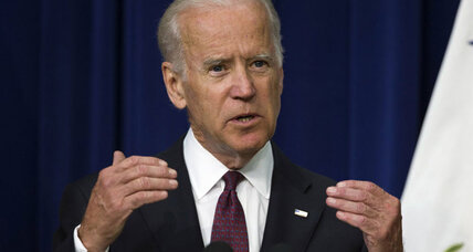 Could a Joe Biden campaign help Hillary Clinton?
