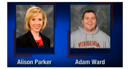 Suspect in on-air killing of Virginia journalists hospitalized