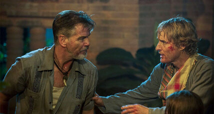 'No Escape' amps the action and keeps the terror taut