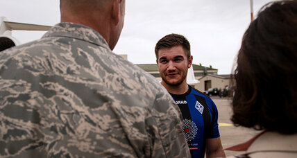 French train hero to get top Army medal: Lessons from the attack (+video)