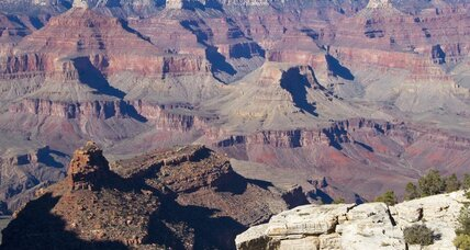 Mercury in Grand Canyon's Colorado River: How did the toxin get there?