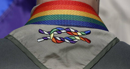 Mormon church to support Boy Scouts despite gay troop leaders