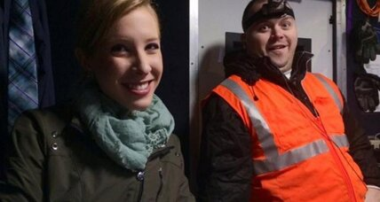 With poise and grace, colleagues of slain Virginia journalists work through grief (+video)