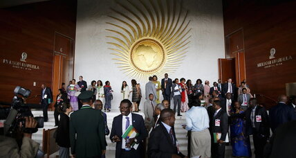 Africa's democratic road to economic unity
