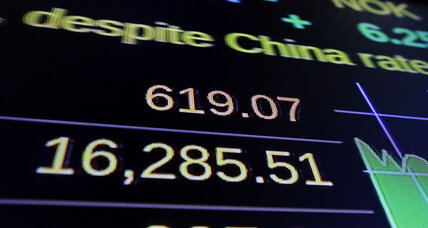 Stock market sees biggest gain in four years, following steep losses