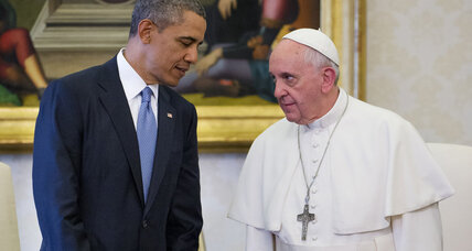 Obama to seek unity with Pope Francis on issues in White House visit