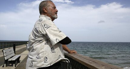Shark attack survivors to beachgoers: Keep calm and swim on