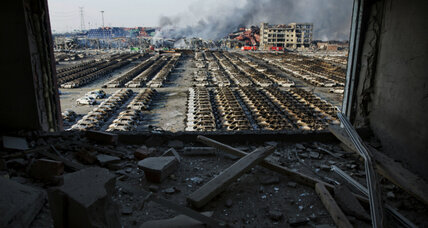 China detains more suspects over deadly chemical disaster in Tianjin