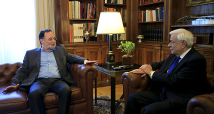 Early elections for Greece expected next month (+video)