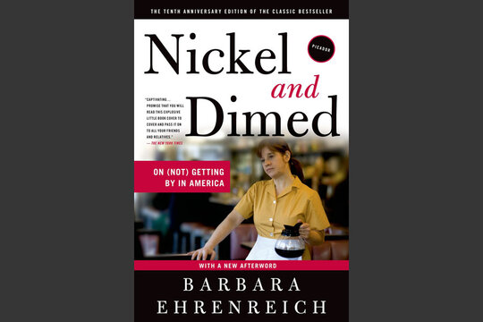 a literary analysis of nickel and dimed by barbara ehrenriech