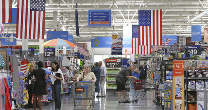 Christmas arrives in August as Walmart announces holiday plans