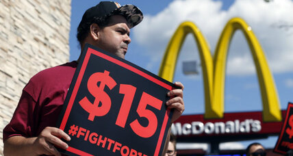 New ruling could give fast-food workers more power to unionize