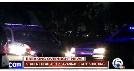 Savannah State University students resume classes following fatal shooting