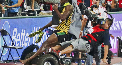 How Usain Bolt was caught at intersection of tech and human error