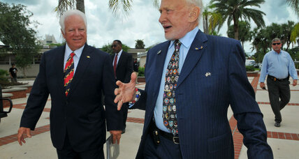 Want to move to Mars? Buzz Aldrin's got you covered.