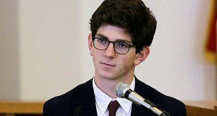 Prep school student acquitted of felony rape, found guilty of sexual offenses