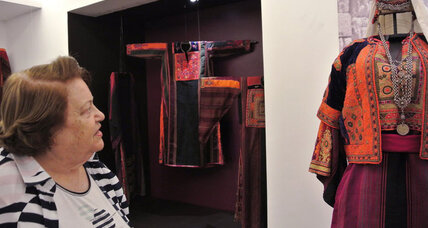 Museum showcases traditional Arab dresses, and stories of female creators