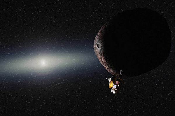 nasa new horizons probe - photo #22