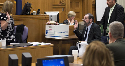White supremacist rests case in shooting trial: How prevalent is anti-Semitism?