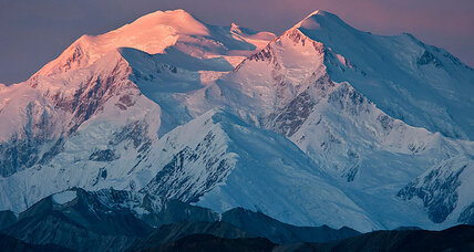Obama renames North America's tallest mountain. A smart move?