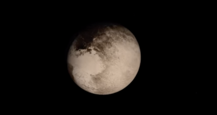WATCH New Horizon's historic flyby: Hitch a virtual ride past Pluto (+video)
