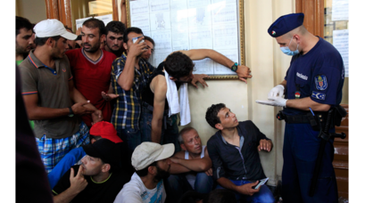 How Hungary's crackdown is forcing migrants to make hard choices