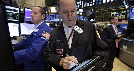 Wall Street ends August on down note
