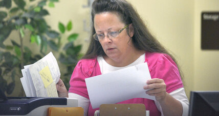 SCOTUS rules: Ky. clerk may not withhold gay marriage licenses