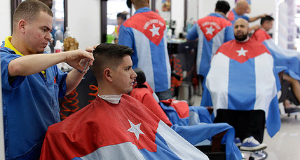 With restored US-Cuba ties, a long trip home for Miami Cubans