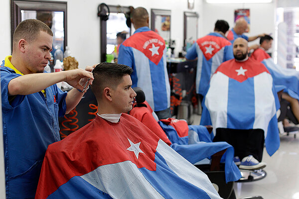 Gonzalez Barber Shop Miami Beach