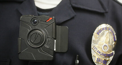 LAPD and Dallas police get body cameras: New era of transparency? (+video)