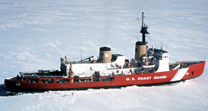 Icebreaker envy? Why Obama wants more icebreakers in the Arctic
