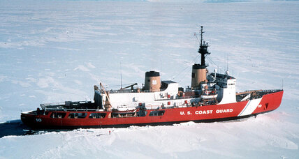 Why President Obama wants more Arctic icebreakers