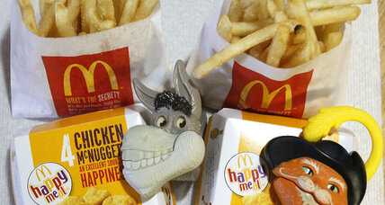 Why New York City is considering Happy Meal restrictions again (+video)