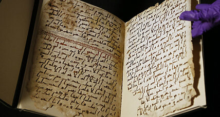 Could this Quran fragment really be older than Muhammad?