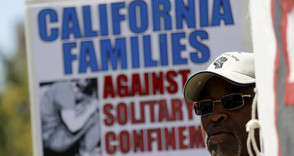 California's big shift on solitary confinement points to US justice rethink