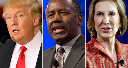 GOP debate: What Donald Trump (and everyone else) needs to prove