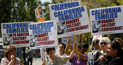 California ends indefinite solitary confinement. Will more states follow? (+video)