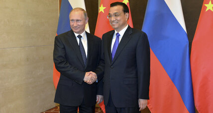 Putin showcases Russia's pivot to Asia as he visits China for WWII parade (+video)