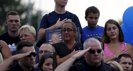From Goforth to Gliniewicz: Are fatal shootings police officers on the rise?